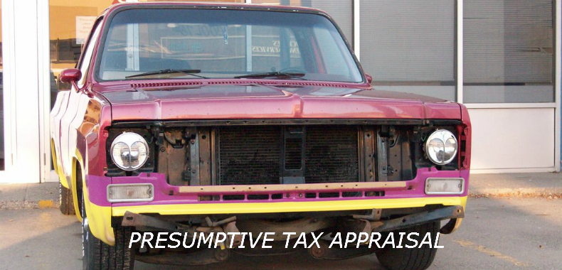 Presumptive Tax Appraisal